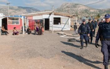 Ολόκληρος καταυλισμός είχε τσάμπα ρεύμα στη Γαστούνη