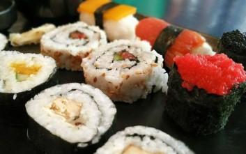 Vegan sushi night στο Rosebud