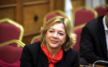 Η Χριστίνα Ταχιάου εξηγεί πώς «παγιδεύτηκε» με τη βουλευτική αποζημίωση και τις παροχές της Βουλής