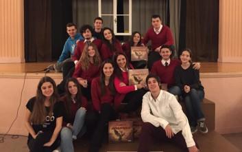Πρώτο ευρωπαϊκό βραβείο επιχειρηματικού σχολείου για το Α' Αρσάκειο Ψυχικού