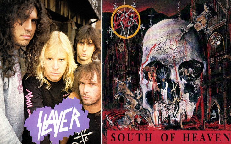 Slayer - South Of Heaven Slayerr1
