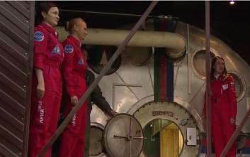 Πτήση στο διάστημα μόνο για... κορίτσια