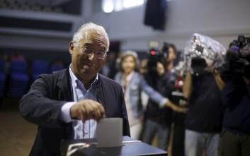 Ο Αντόνιο Κόστα αποδέχτηκε την ήττα του Σοσιαλιστικού Κόμματος