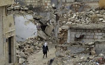 Για εγκλήματα πολέμου στη Συρία κατηγορεί τη Ρωσία η Διεθνής Αμνηστία