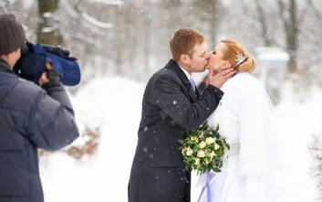 Πέντε λόγοι για να παντρευτείτε χειμώνα