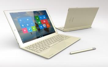 Η Toshiba παρουσίασε ένα από τα λεπτότερα tablets στον κόσμο