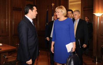 Τσίπρας: Αντιστάθμισμα στην ύφεση τα κονδύλια από την Ε.Ε.