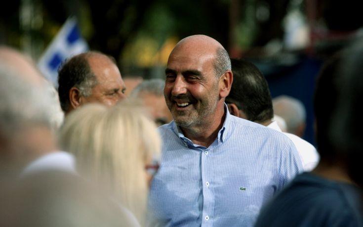 Ο Γιώργος Βουλγαράκης κατεβαίνει για τον δήμο της Αθήνας