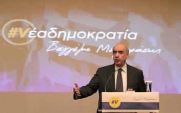 Βαγγέλης Μεϊμαράκης: Η Νέα Δημοκρατία είναι σήμερα ενωμένη όσο ποτέ