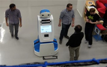 Ρομπότ θα βοηθάει τους επιβάτες στο αεροδρόμιο του Άμστερνταμ