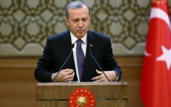 Ερντογάν: Η Ευρώπη αγνοεί την Τουρκία για το ISIS