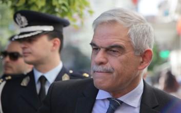Τόσκας: Ελικόπτερα της ΕΛΑΣ θα επιτηρούν τους δρόμους προς Χαλκιδική