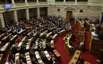 Στη Βουλή η πρόταση σύστασης εξεταστικής επιτροπής για τα δάνεια σε κόμματα και ΜΜΕ