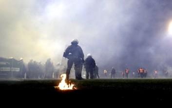 Έκρηξη αστυνομικού για τα επεισόδια στη Λεωφόρο