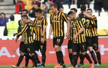 Η ΑΕΚ «καθάρισε» με 2-0 τον Παναιτωλικό στο ΟΑΚΑ