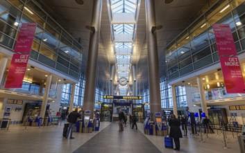 Εκκενώθηκε τμήμα του αεροδρομίου της Κοπεγχάγης