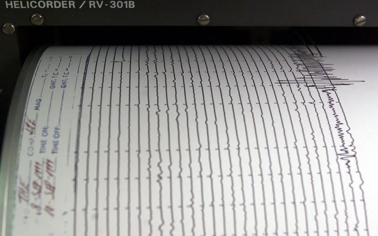 Ισχυρός μετασεισμός 5,2 ρίχτερ νότια της Λέσβου