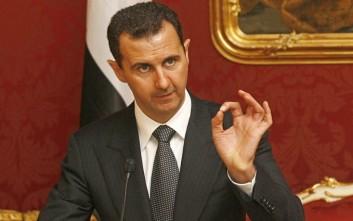 Άσαντ: Οι ΗΠΑ επέβαλαν νέες κυρώσεις για να στραγγαλίσουν τον συριακό λαό