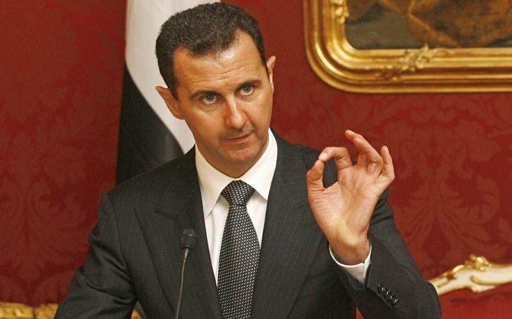 Άσαντ: Ο συριακός λαός δεν θα λησμονήσει τη βοήθεια που έλαβε από τον Σουλεϊμανί