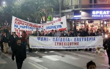 Θεσσαλονίκη: Εισαγγελική έρευνα για καλέσματα σε πορεία για το Πολυτεχνείο