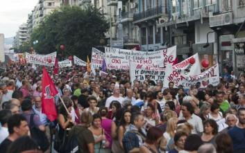 Τρεις συγκεντρώσεις σήμερα στη Θεσσαλονίκη