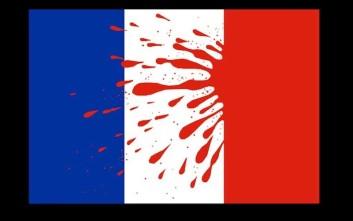 Το αιματοκύλισμα στο Παρίσι με την πένα του Αρκά