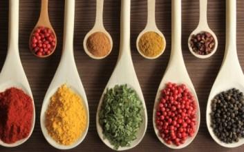 Τα μπαχαρικά που πρέπει να καταναλώνετε για να αυξήσετε τον μεταβολισμό σας