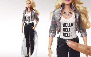 Η νέα κούκλα Barbie μπορεί να λειτουργήσει... σαν κατάσκοπος