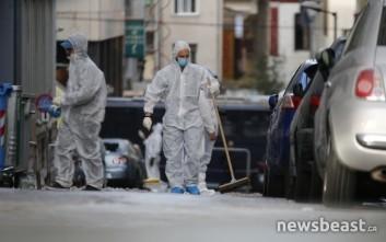 Σε συναγερμό οι Αρχές μετά την ισχυρή έκρηξη στον ΣΕΒ