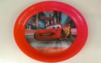 Ανάκληση πλαστικού παιδικού πιάτου από τον ΕΦΕΤ