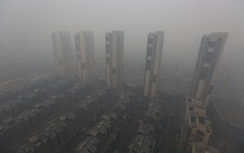 Ανησυχητικά τα επίπεδα της ατμοσφαιρικής ρύπανσης των πόλεων