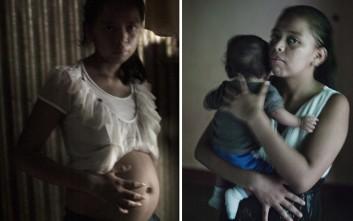Η συγκλονιστική αλήθεια της παιδικής εγκυμοσύνης στη Γουατεμάλα