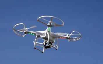 Σε λειτουργία από την ερχόμενη Πέμπτη τα «drones» Αστυνομίας και Πυροσβεστικής