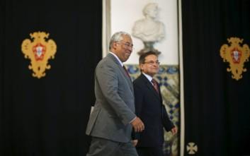 Στον Κόστα η εντολή σχηματισμού κυβέρνησης στην Πορτογαλία