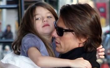Ο Τομ Κρουζ έχει να δει την κόρη του τουλάχιστον 800 ημέρες