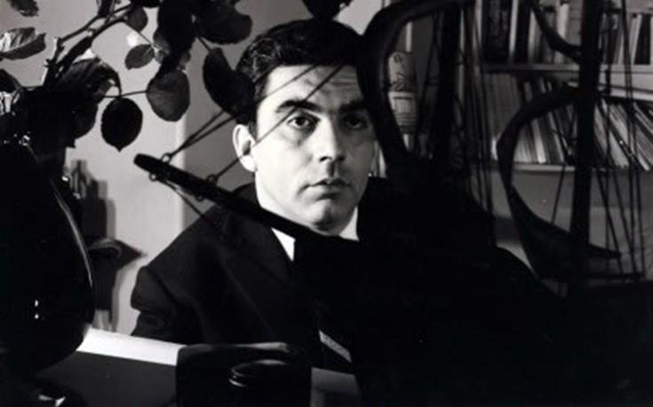 Ο σερ του ελληνικού θεάτρου Δημήτρης Χορν
