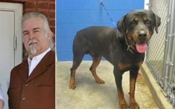 Φιλόζωος σκοτώθηκε από το σκυλί που είχε υιοθετήσει νωρίτερα
