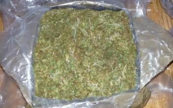 Κάνναβη 6,6 κιλών εντοπίστηκε σε σπίτι στο Κερατσίνι