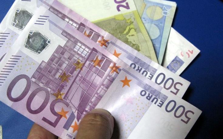 Αποσύρθηκαν 331.000 πλαστά χαρτονομίσματα ευρώ σε έξι μήνες