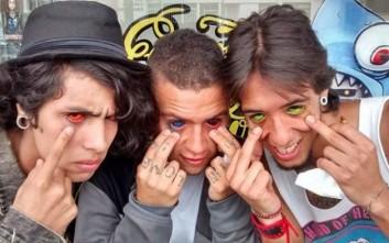 Τατουάζ στα μάτια