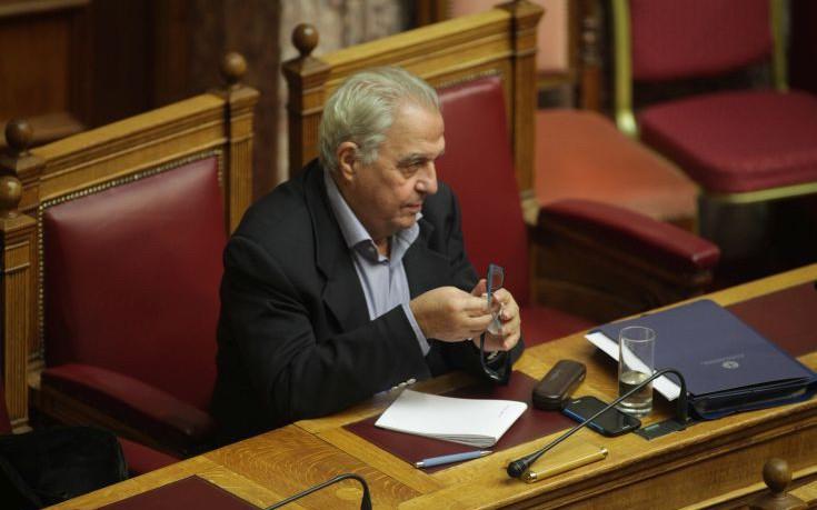 Φλαμπουράρης: Η καθυστέρηση δεν οφείλεται στην κυβέρνηση, αλλά στους δανειστές