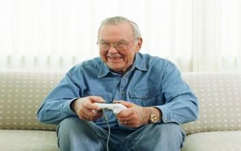 Τα ηλεκτρονικά παιχνίδια κάνουν καλό στον εγκέφαλο του μεσήλικα