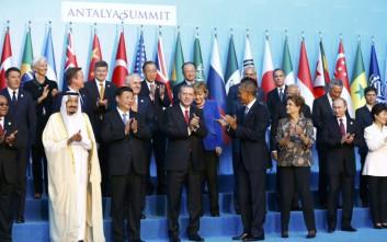 Συντονισμό δράσεων για το προσφυγικό αποφασίζουν οι G20