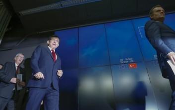 «Aπλό πιόνι στην πολιτική σκακιέρα ο Νταβούτογλου»