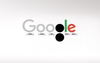 Το doodle της Google τιμά τον μεγάλο μαθηματικό Τζορτζ Μπουλ