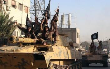 O βαρύς οπλισμός του Ισλαμικού Κράτους που σοκάρει