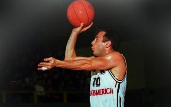 Ο Τεν-Τεν του ελληνικού μπάσκετ Τζον Κόρφας