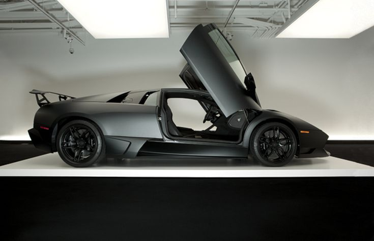 Lamborghini Murcielago Super Veloce2010