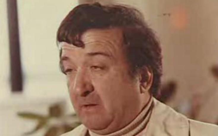 Η «μορφή» του ελληνικού σινεμά Αντώνης Παπαδόπουλος