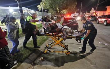 Τραγωδία σε βίντεο κλιπ με δεκαέξι τραυματίες από πυροβολισμούς